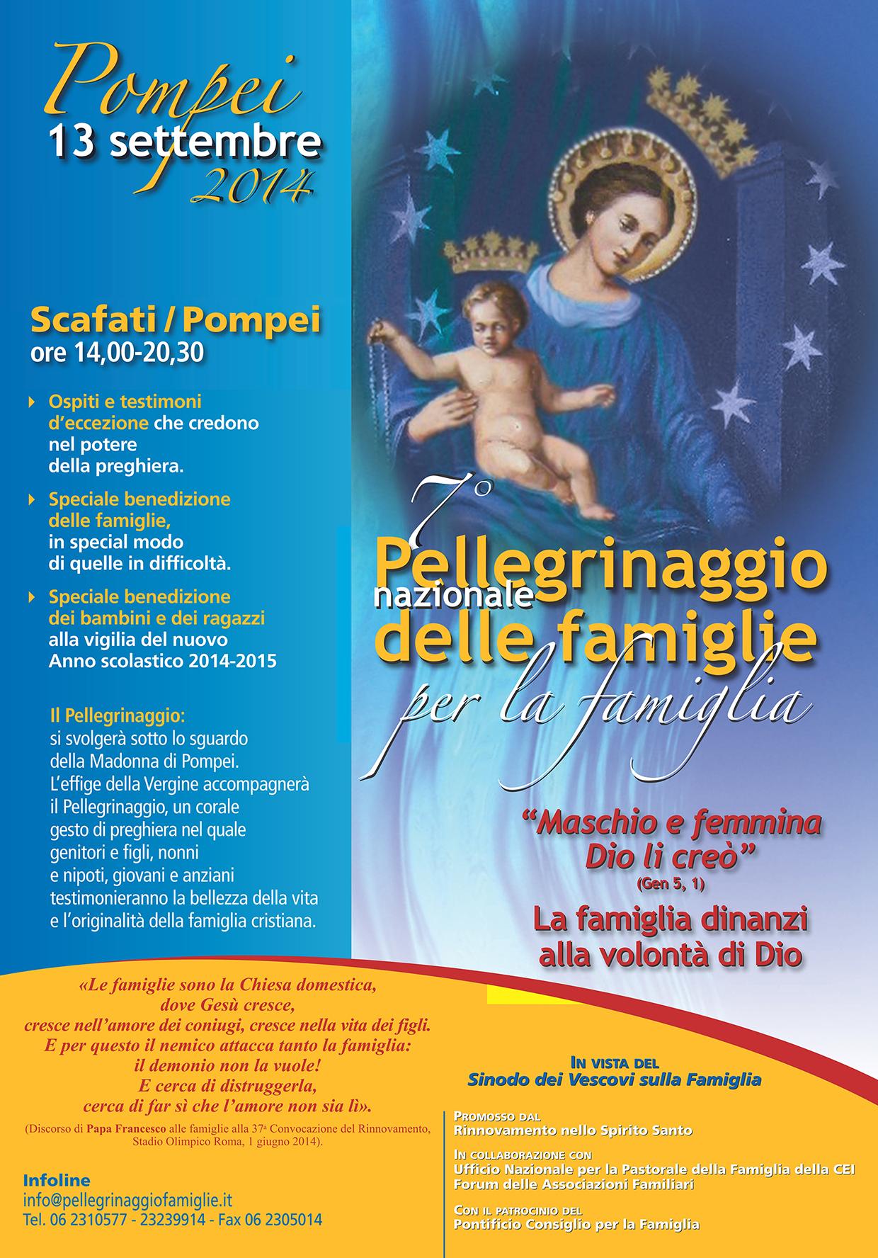 Locandina Pompei 2014