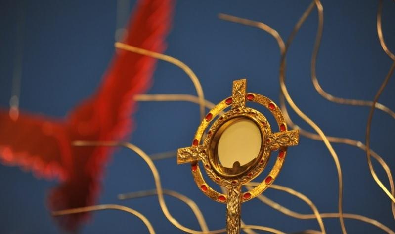 Roveto Ardente per S. Maria Maddalena
