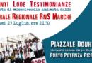 La nostra Corale Regionale in concerto a Porto Potenza