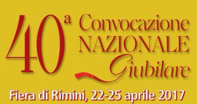 Programma della 40ª Convocazione Nazionale RnS