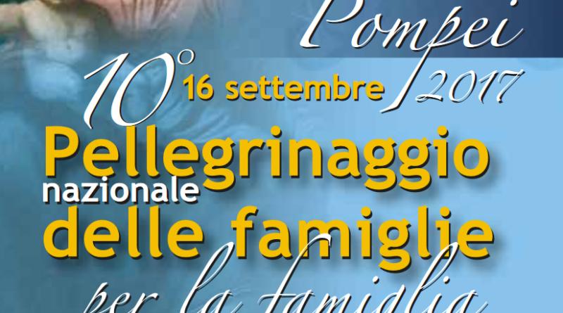 10° Pellegrinaggio nazionale delle famiglie per la famiglia