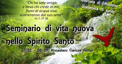 Seminario di vita nuova a Fermo