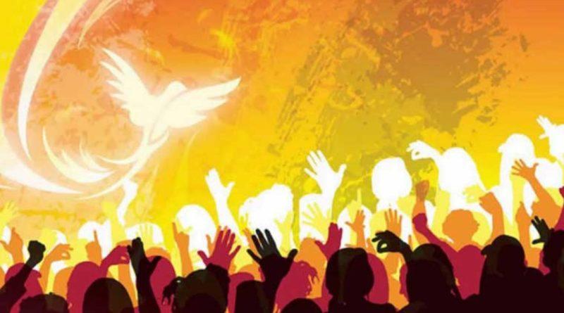 Preghiera di effusione a Fermo