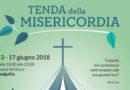 Tenda della misericordia a Senigallia