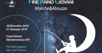 FINE ANNO GIOVANI 2018