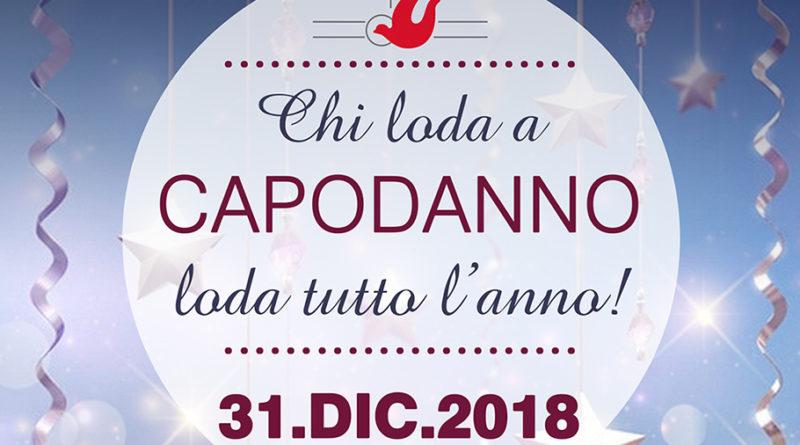 Chi loda a Capodanno… 2018!