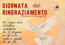 Giornata del ringraziamento – Senigallia
