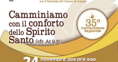 35° Convocazione Regionale RnS Marche